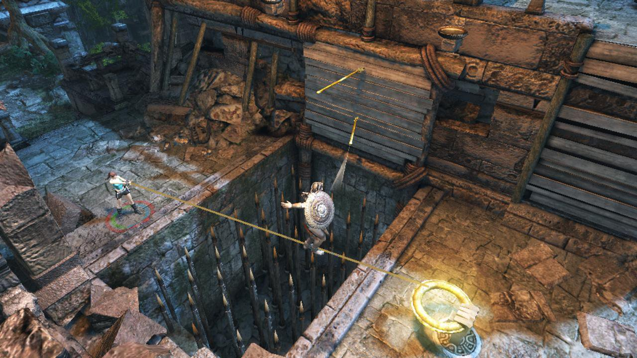 Lara Croft and the Guardian of Light 8