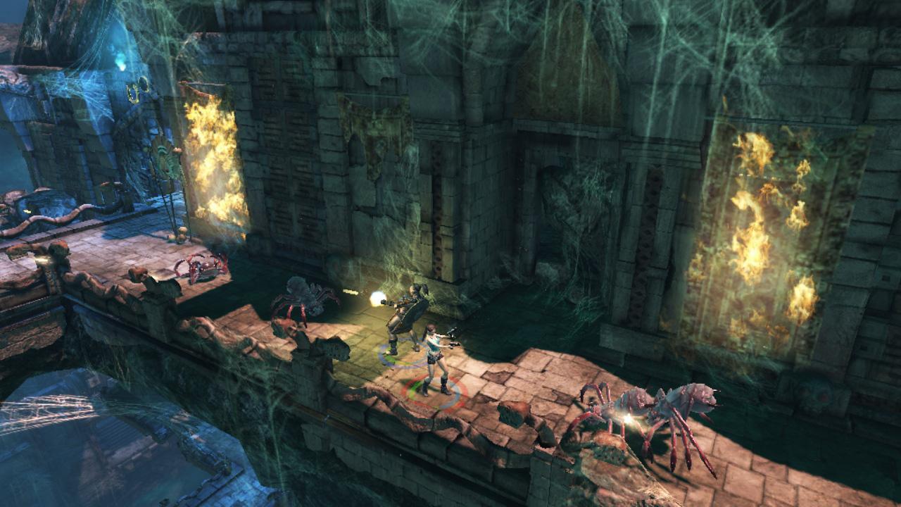 Lara Croft and the Guardian of Light 9