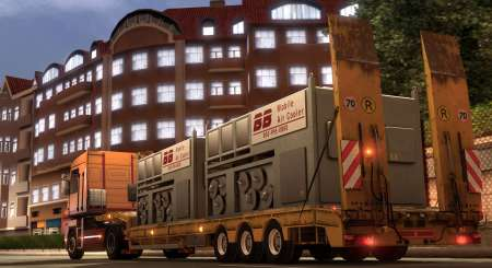 Euro Truck Simulátor 2 High Power Cargo Pack 12