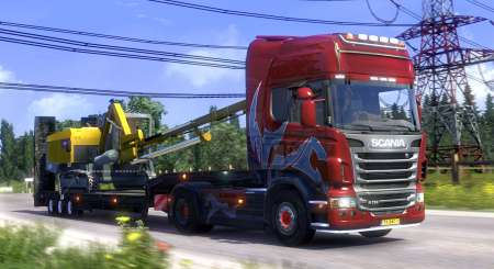 Euro Truck Simulátor 2 High Power Cargo Pack 13