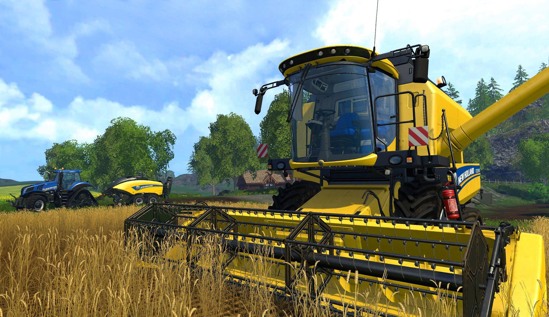 Farming Simulator 15 6