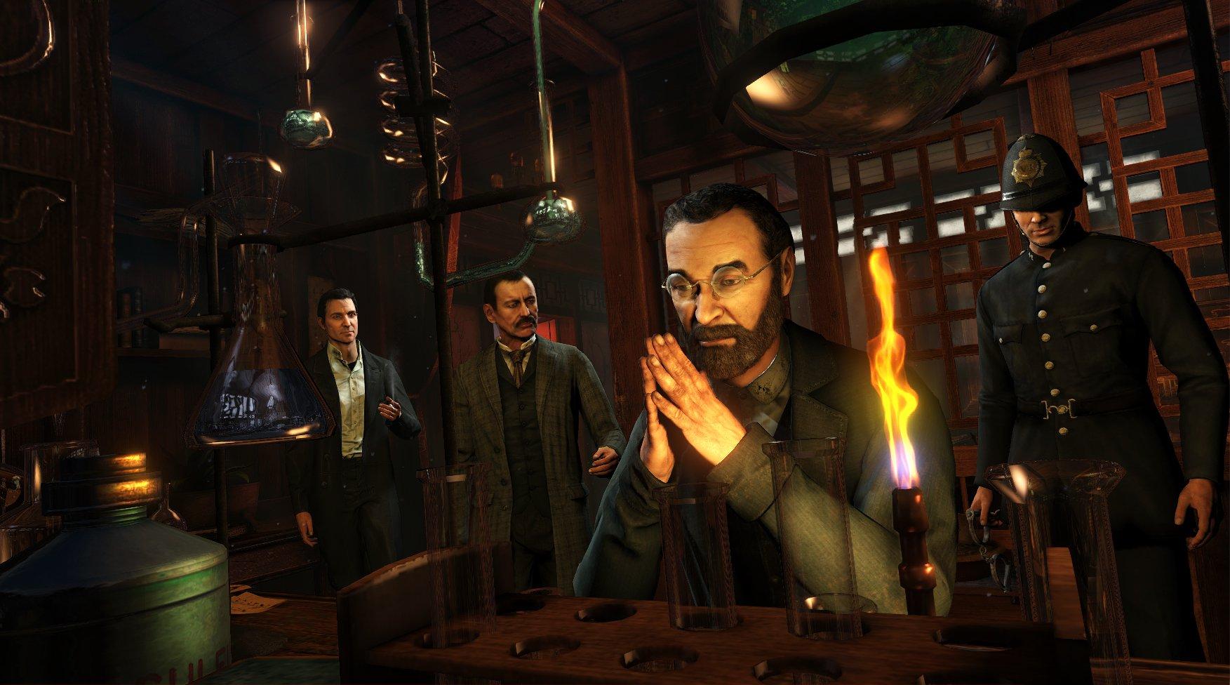 Sherlock Holmes Crimes and Punishments 10