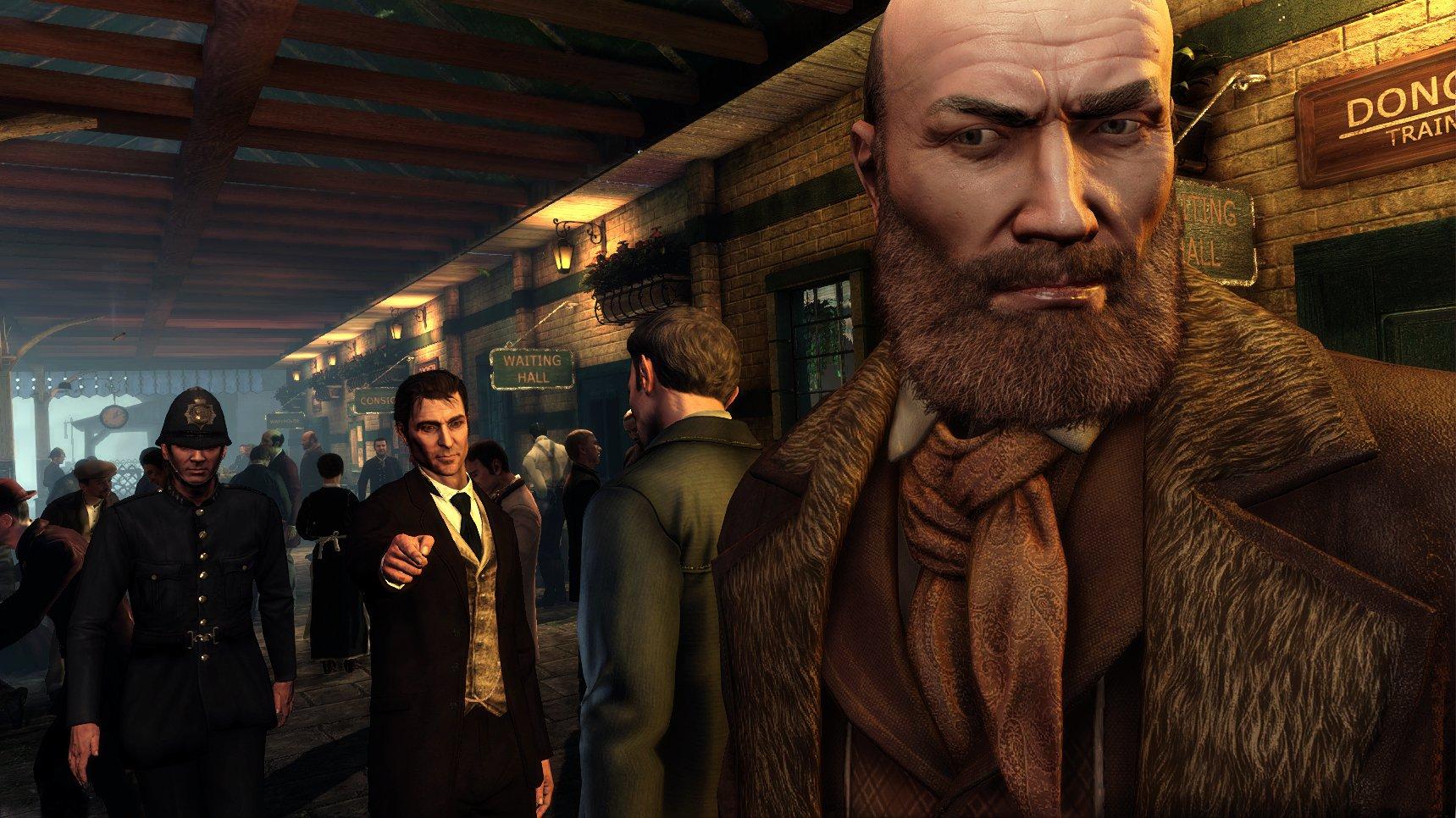Sherlock Holmes Crimes and Punishments 8