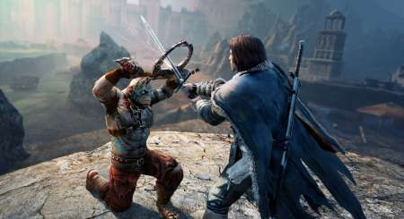 Middle-earth Shadow of Mordor The Dark Ranger 4