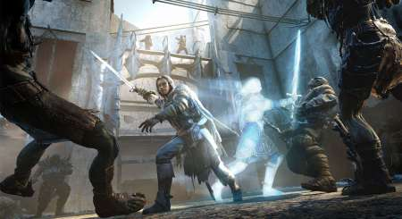 Middle-earth Shadow of Mordor The Dark Ranger 7