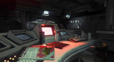 Alien Isolation Nostromo Edition 5
