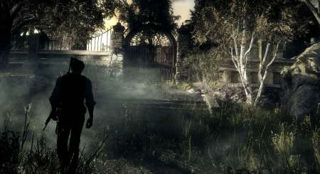 The Evil Within The Fighting Chance Pack 1
