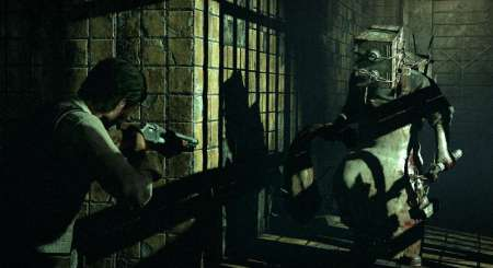The Evil Within The Fighting Chance Pack 3