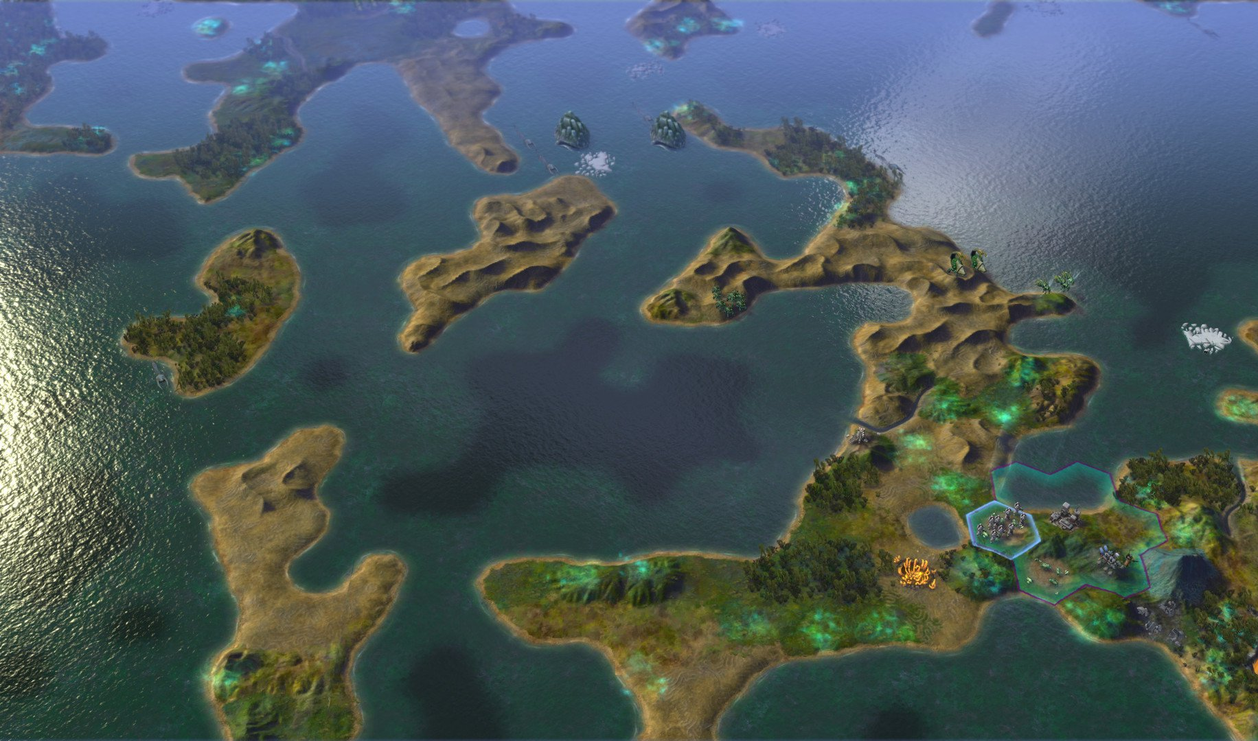 Civilization Beyond Earth Exoplanets Pack 1