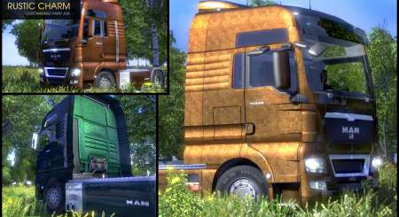 Euro Truck Simulátor 2 Flip Paint Designs 11