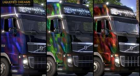 Euro Truck Simulátor 2 Flip Paint Designs 7