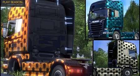Euro Truck Simulátor 2 Flip Paint Designs 9