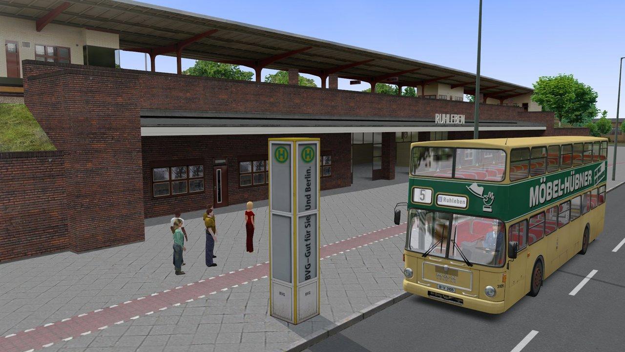 OMSI Bus Simulator 2 Steam Edition 11