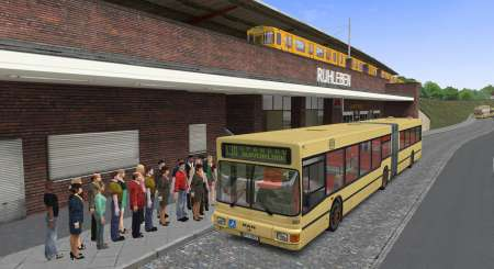 OMSI Bus Simulator 2 Steam Edition 2
