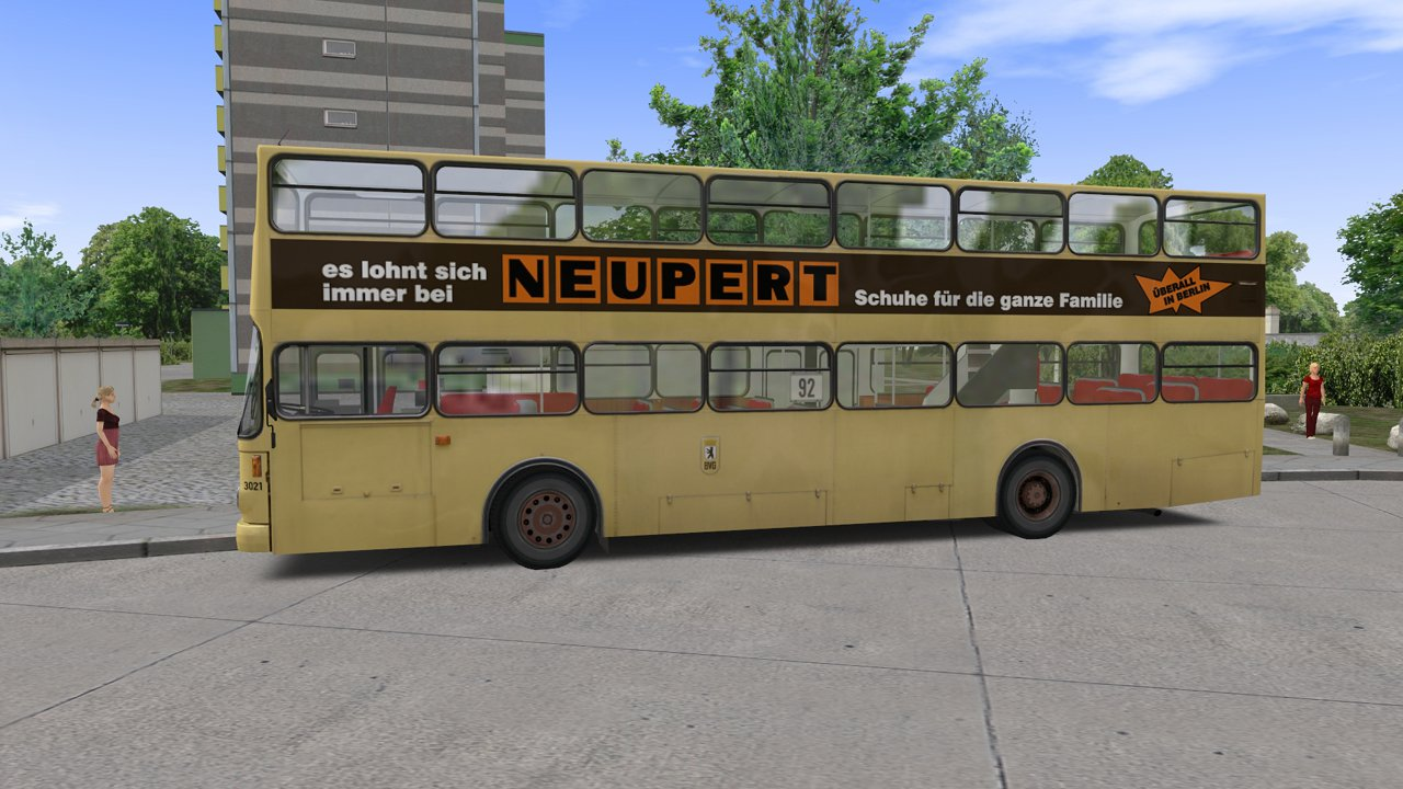 OMSI Bus Simulator 2 Steam Edition 8