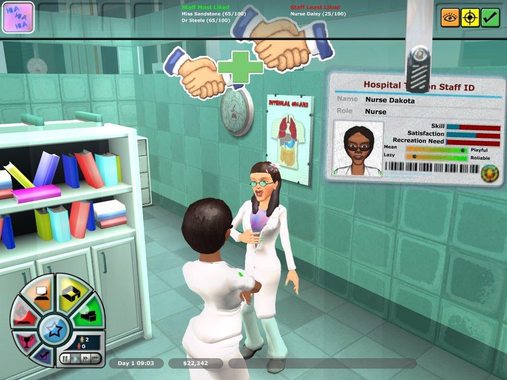 Hospital Tycoon 10
