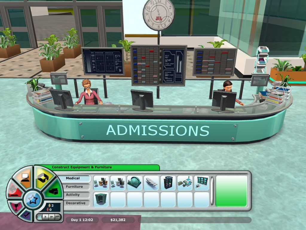 Hospital Tycoon 12