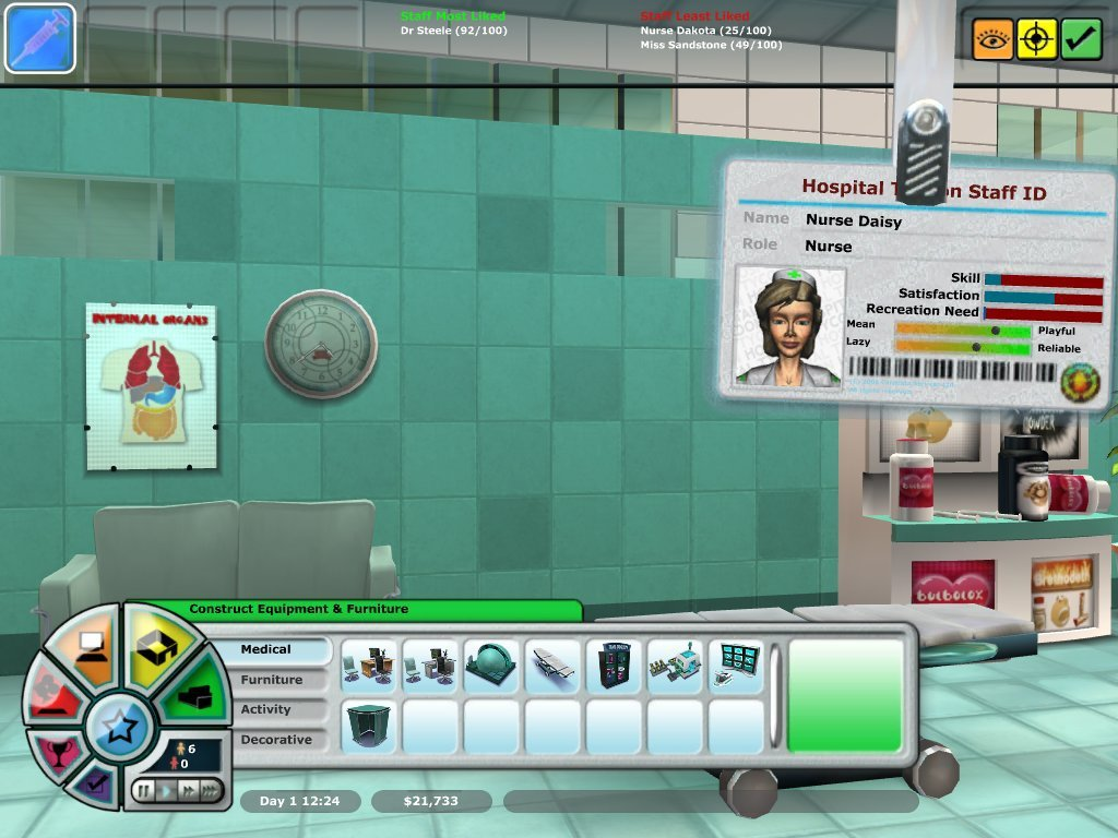 Hospital Tycoon 14
