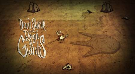 Dont Starve + Reign of Giants 1