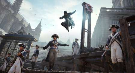 Assassins Creed Unity Xbox One 1