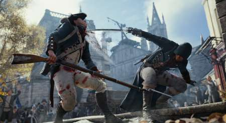 Assassins Creed Unity Xbox One 4