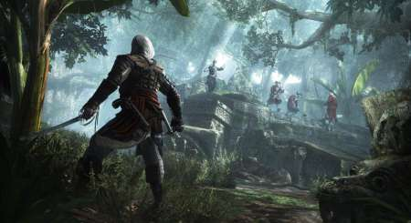 Assassins Creed 4 Black Flag Xbox One 4