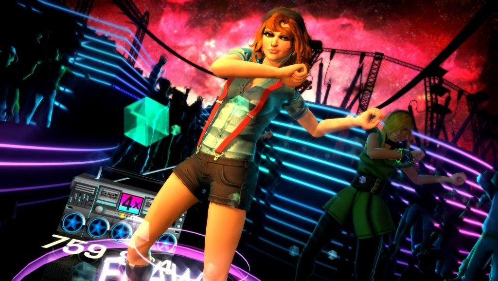 Dance Central Spotlight Xbox One 2