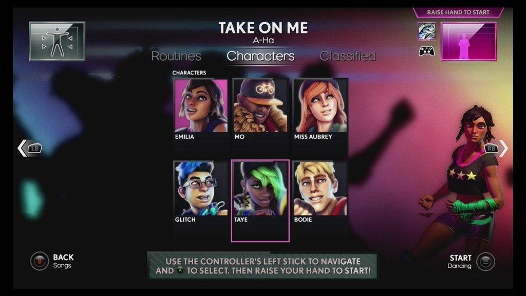 Dance Central Spotlight Xbox One 3