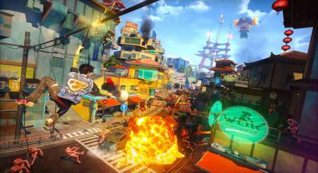 Sunset Overdrive Day One Edition Xbox One 3