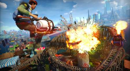 Sunset Overdrive Day One Edition Xbox One 4