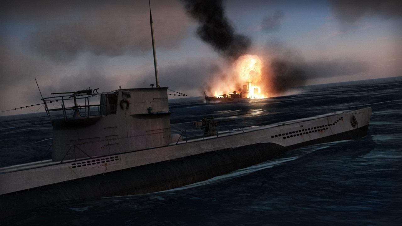 Silent Hunter 5 Battle of the Atlantic 10