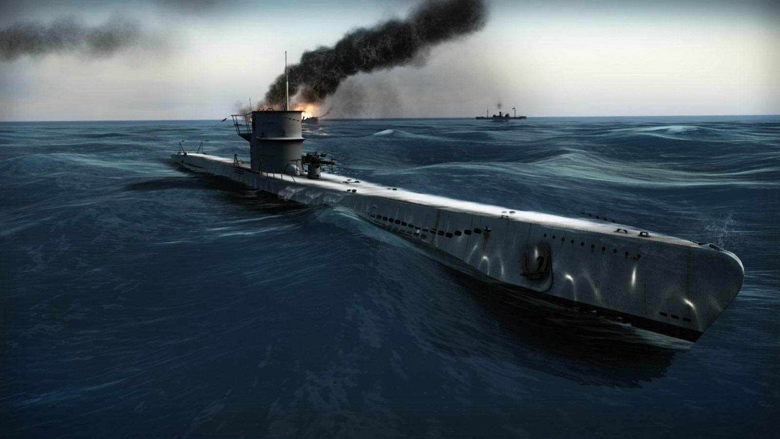 Silent Hunter 5 Battle of the Atlantic 12