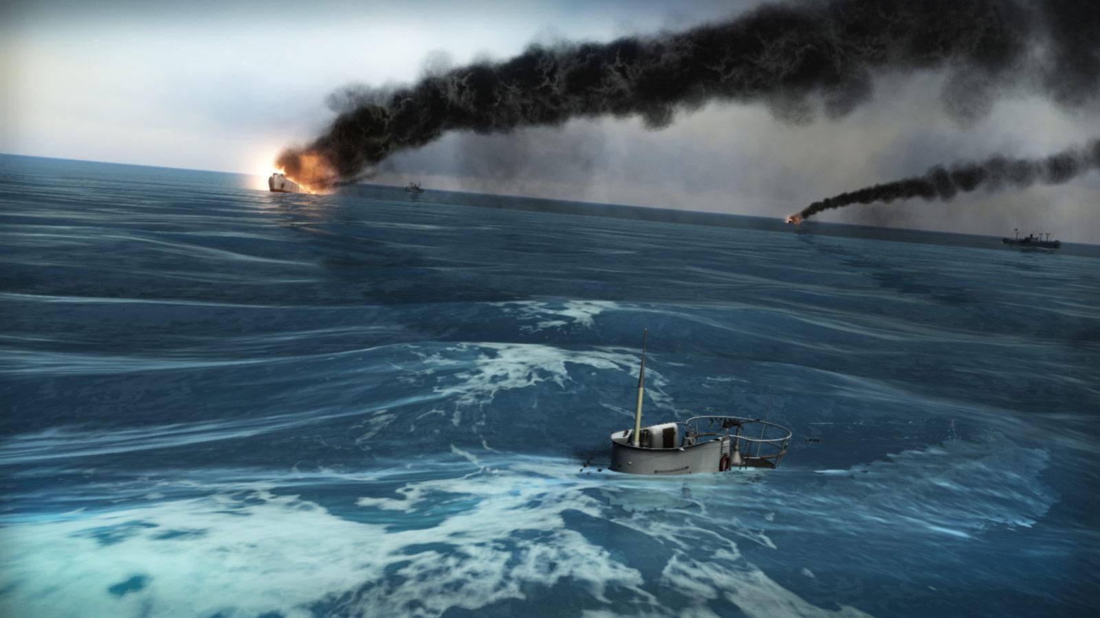 Silent Hunter 5 Battle of the Atlantic 13