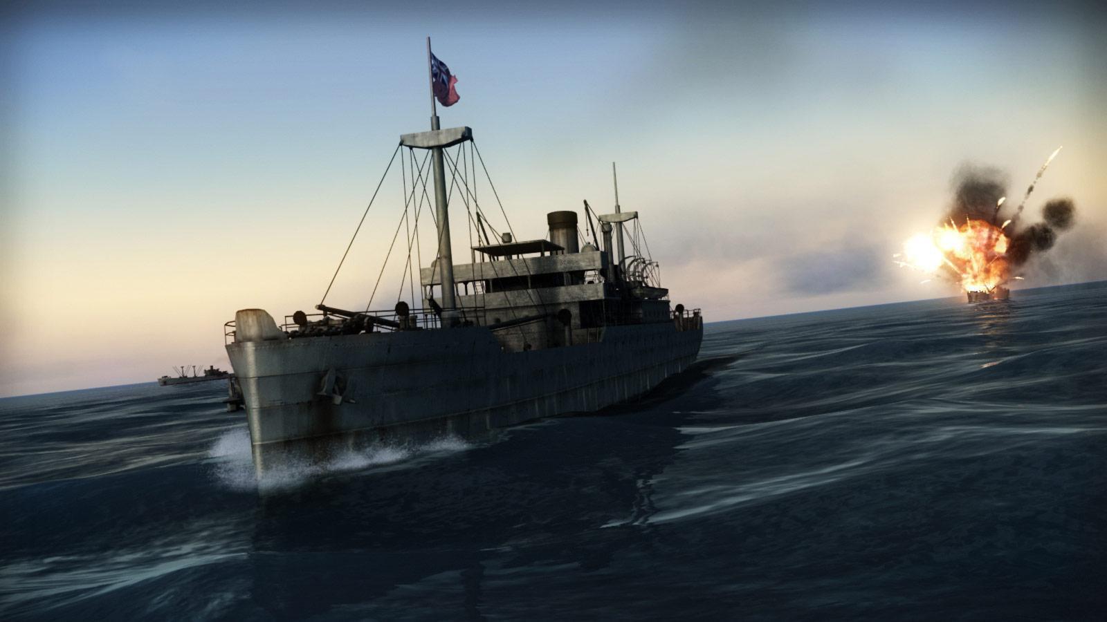 Silent Hunter 5 Battle of the Atlantic 14