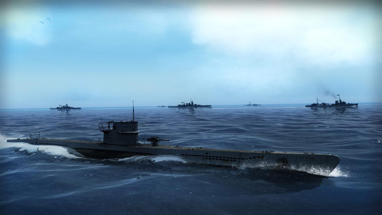 Silent Hunter 5 Battle of the Atlantic 9