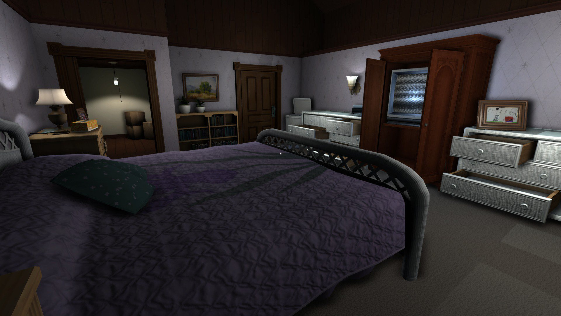Gone Home 9