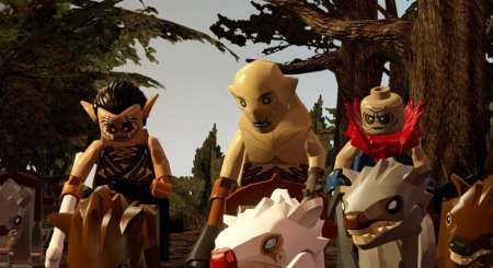 LEGO The Hobbit Side Quest Character Pack 2