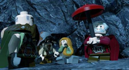LEGO The Hobbit Side Quest Character Pack 4