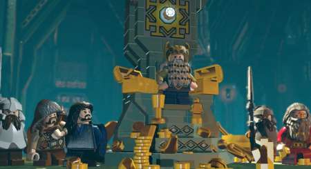 LEGO The Hobbit The Big Little Character Pack 4