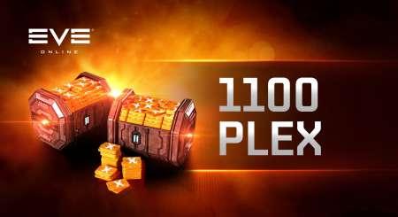 EVE Online 1100 PLEX 1