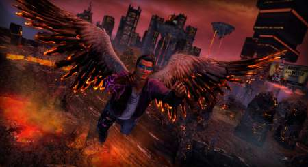 Saints Row Gat out of Hell First Edition 1