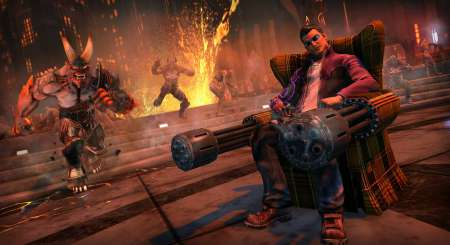 Saints Row Gat out of Hell First Edition 2