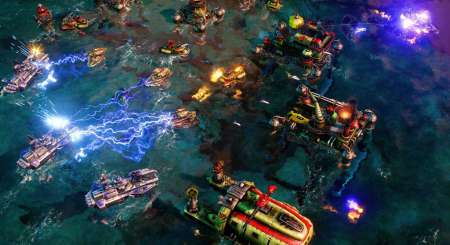 Command and Conquer Red Alert 3 4