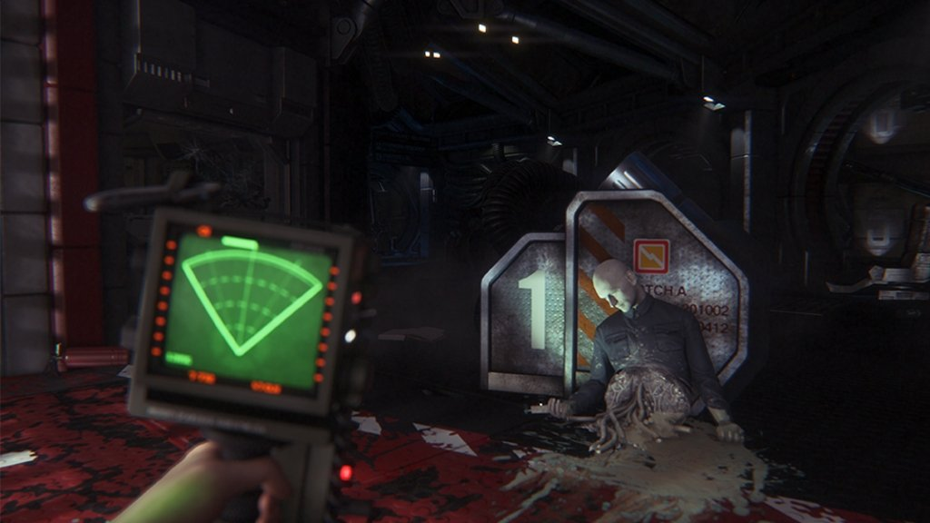 Alien Isolation Trauma 5