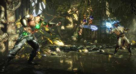 Mortal Kombat X 11