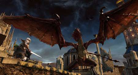 Dark Souls II Scholar of the First Sin 4