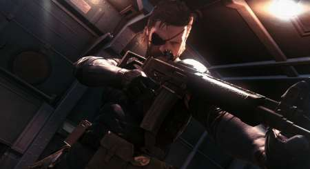 Metal Gear Solid V Ground Zeroes 1