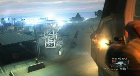 Metal Gear Solid V Ground Zeroes 11