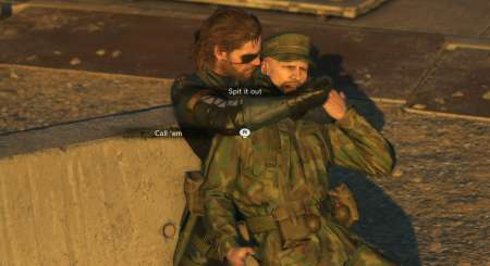 Metal Gear Solid V Ground Zeroes 13