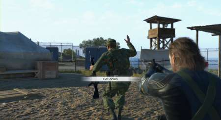 Metal Gear Solid V Ground Zeroes 16